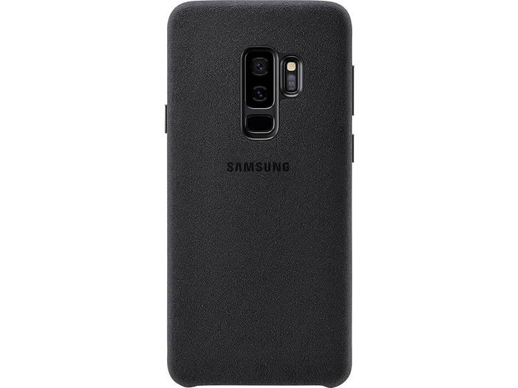 Samsung Galaxy S9+ Alcantara Cover EF-XG965ABEGWW Zwart