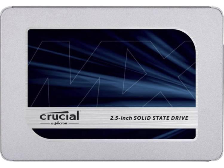 Crucial MX500 1 TB SSD harde schijf (2.5 inch) SATA III Retail