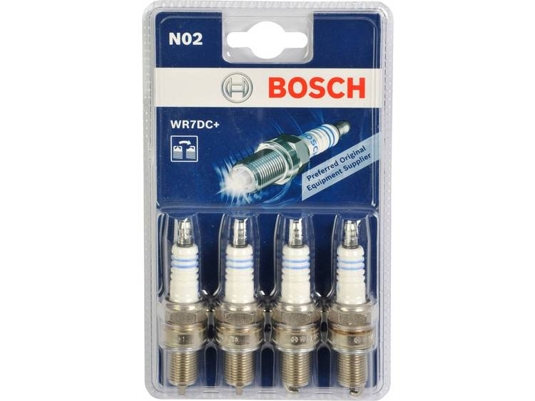 Bougie Bosch Zündkerze 0242235946