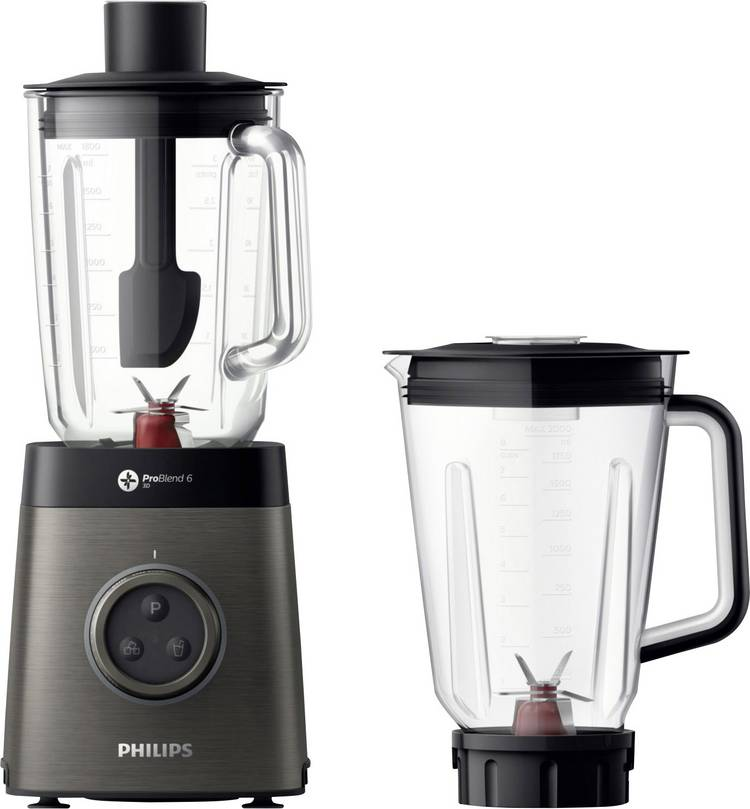 Image of Blender Philips HR3657/90 2 l 1400 W