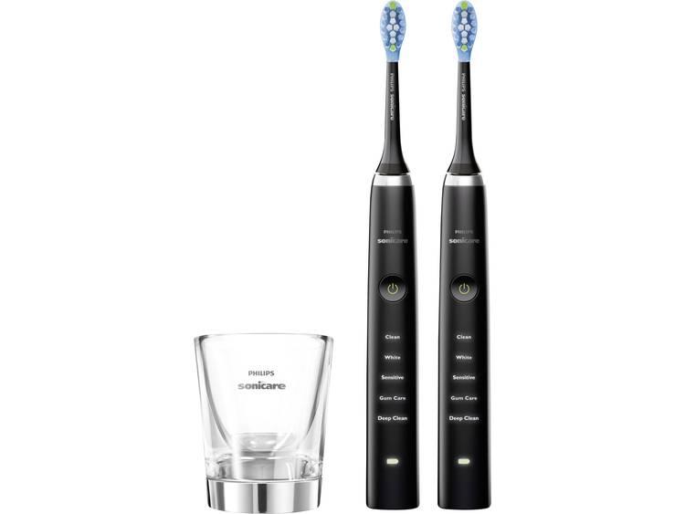 Philips Sonicare HX9357-87 Elektrische tandenborstel Sonisch Zwart