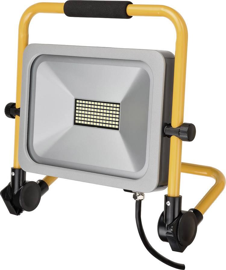 Image of Brennenstuhl 1172900502 DN 2810 LED Werklamp werkt via stopcontact 50 W 4750 lm