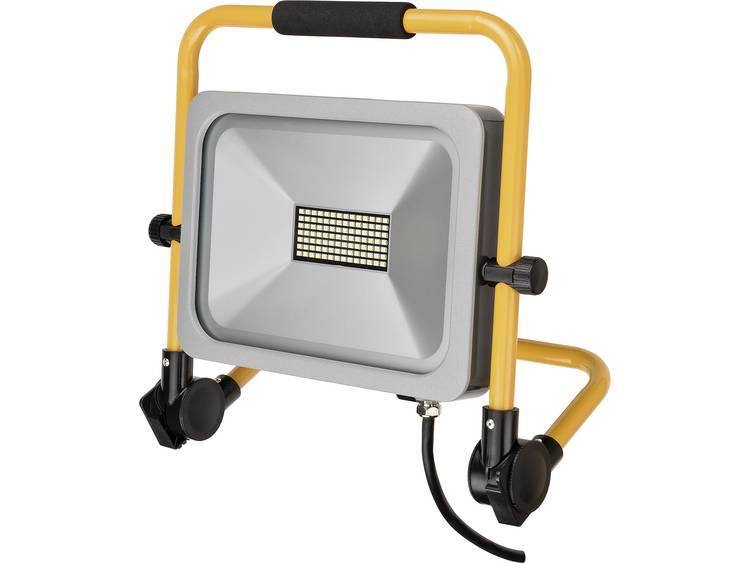 LED Werklamp werkt via stopcontact Brennenstuhl 1172900502 DN 2810 50 W 4750 lm