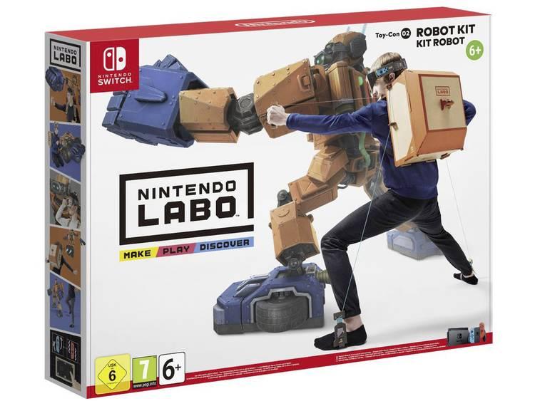 Nintendo Labo: Toy-Con 02 robotpakket Accessoireset voor Nintendo Switch