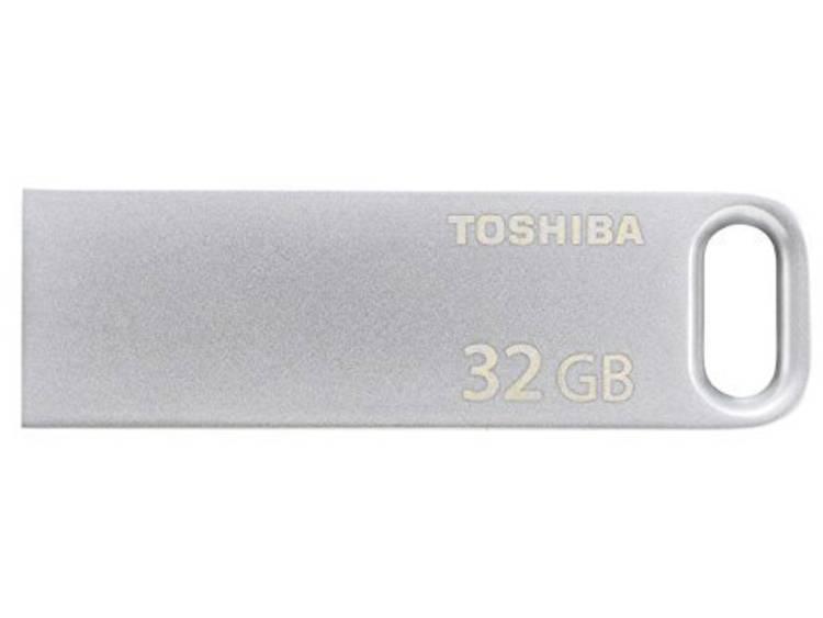 Toshiba TransMemory⢠U363 USB-stick 32 GB Zilver THN-U363S0320E4 USB 3.0