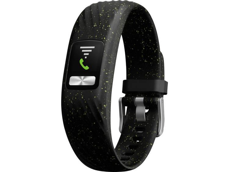 Garmin vivofit 4 Black Speckle, S-M Activiteiten tracker Zwart