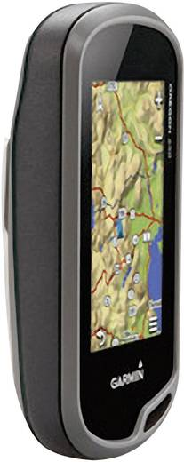 Garmin Oregon 650 Outdoor navigatie Geocaching, Wandelen Wereld Bluetooth, GLONASS, GPS, Spatwaterdicht
