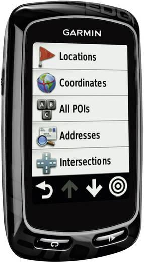 Garmin Edge 810 Outdoor navigatie Fietsen Europa Bluetooth, GPS, Spatwaterdicht