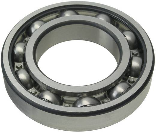 Groefkogellagers enkelrijig FAG 6315-C3 Boordiameter 75 mm Buitendiameter 160 mm Toerental (max.) 9500 omw/min