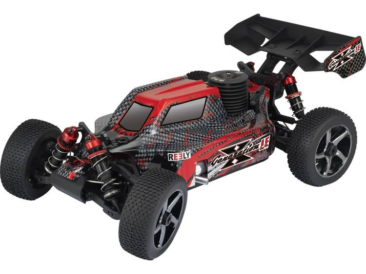 Reely Generation X Limitited Edition 1:8 RC auto Nitro Buggy 4WD RTR 2,4 GHz Gelimiteerd