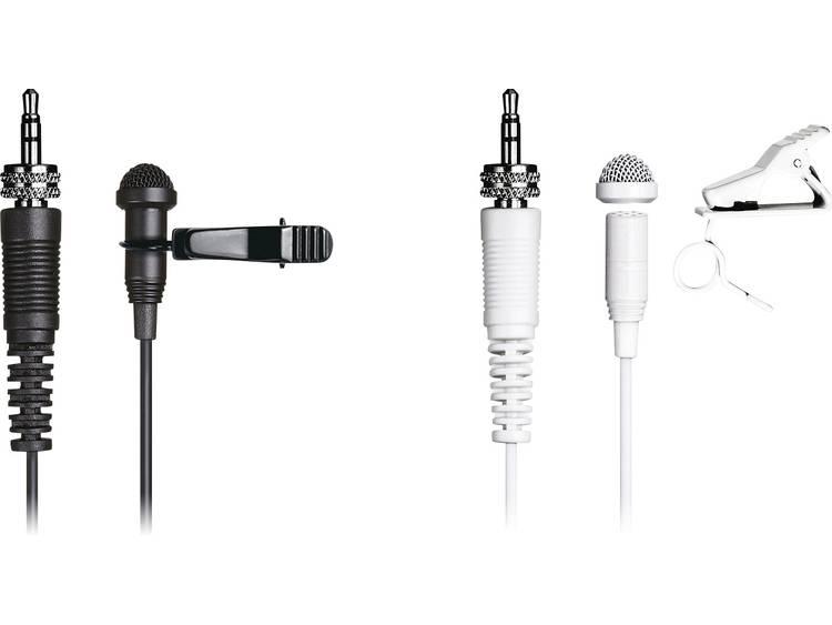 Tascam TM-10LW lavalier microfoon wit