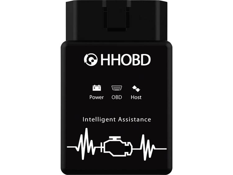 EXZA OBD II interface HHOBD Bluetooth 497288154 Beperkt