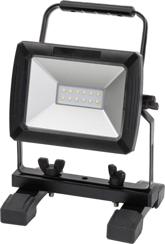 Image of Brennenstuhl 1171260111 SMD-LED Werklamp werkt op een accu, met autostekker 10 W 730 lm