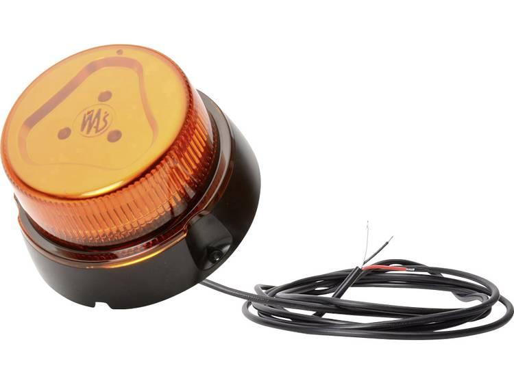 WAS Zwaailicht W112 852.4 12 V, 24 V werkt op boordnet Schroefmontage Oranje