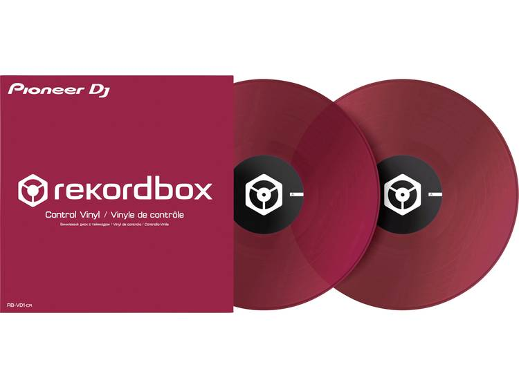 Pioneer DJ RB-VD1-CR rot