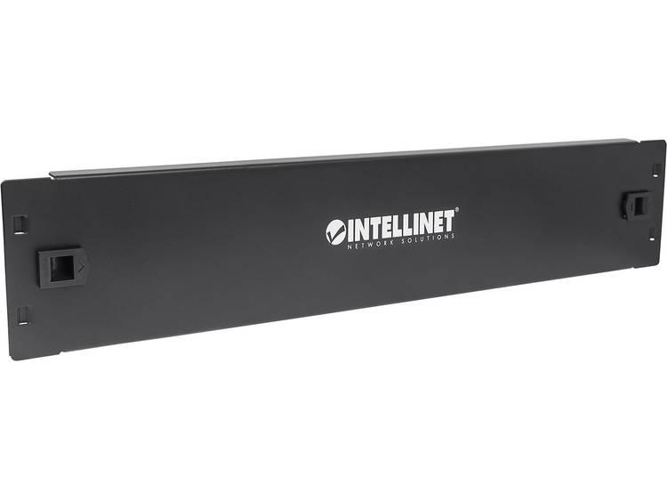Intellinet 714341 19 inch Patchkast afdekking 2 HE Geschikt voor kastdiepte van