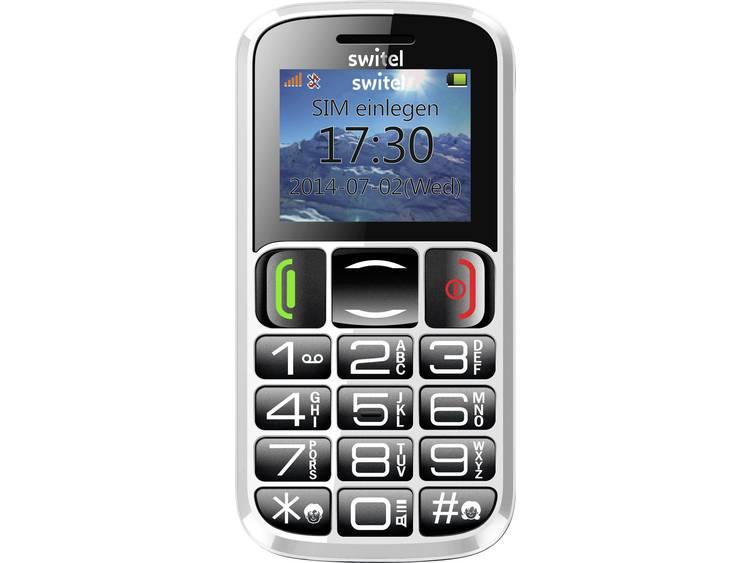Switel Hero M165 Senioren mobiele telefoon Zwart
