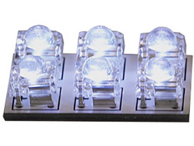 HP Autozubehör 26286 LED interieurverlichting 12 V LED (l x b) 30 mm x 20 mm