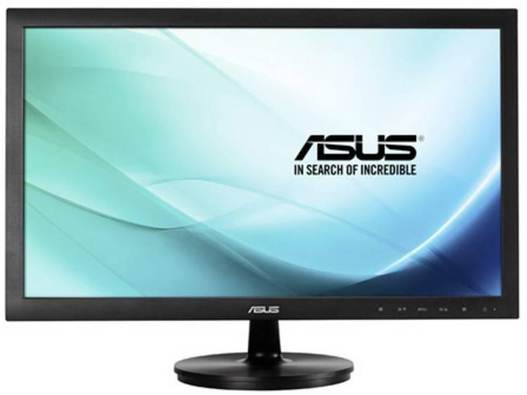 LED-monitor 59.9 cm (23.6 inch) Asus VS247NR Energielabel n.v.t. 1920 x 1080 pix Full HD 5 ms DVI, VGA TN LED