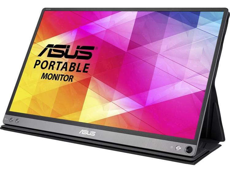 Asus MB16AC LED-monitor 39.6 cm (15.6 inch) 1920 x 1080 pix Full HD 5 ms USB-C IPS LED
