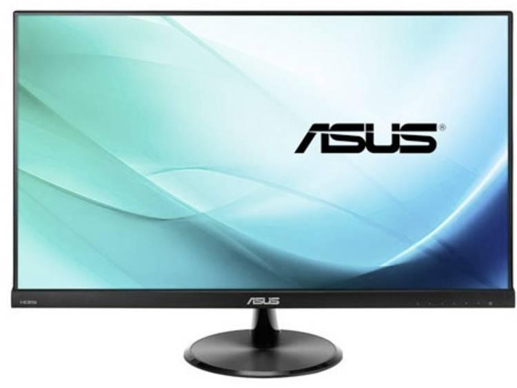 LED-monitor 68.6 cm (27 inch) Asus VC279H Energielabel A+ 1920 x 1080 pix Full HD 5 ms HDMI, VGA, DVI IPS LED