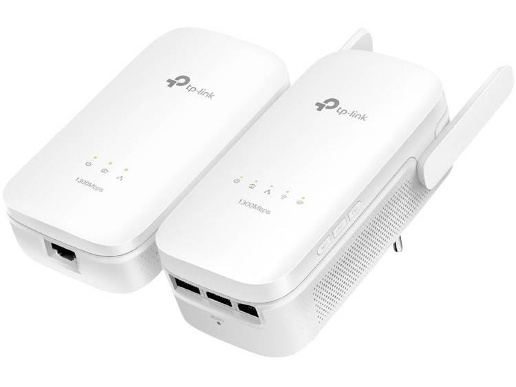 TP-LINK TL-WPA8630 KIT V2 Powerline WiFi starterkit 1.3 Gbit/s