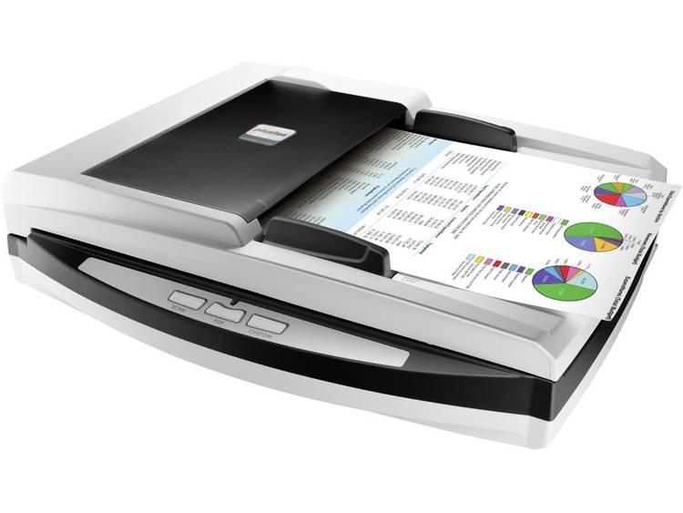Plustek SmartOffice PL4080 Documentscanner duplex A4 1200 x 600 dpi 40 pag. min.