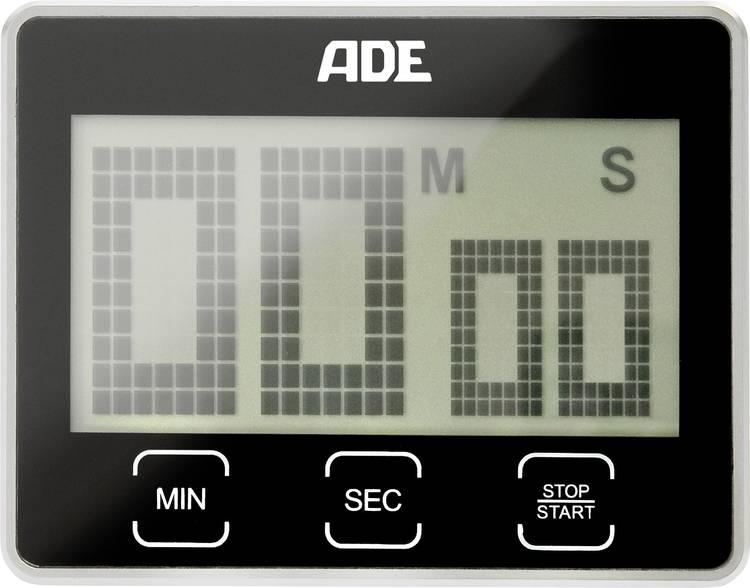 Timer ADE TD 1203 Zwart Digitaal