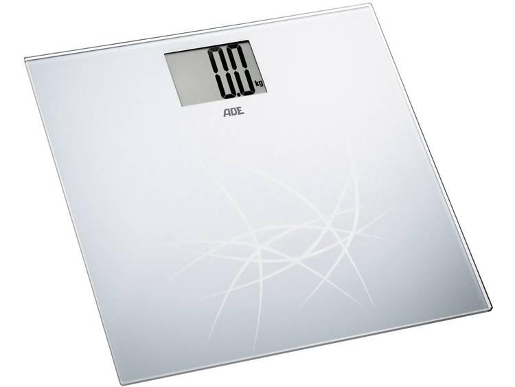 ADE Lotta Digitale personenweegschaal 150 kg Zilver