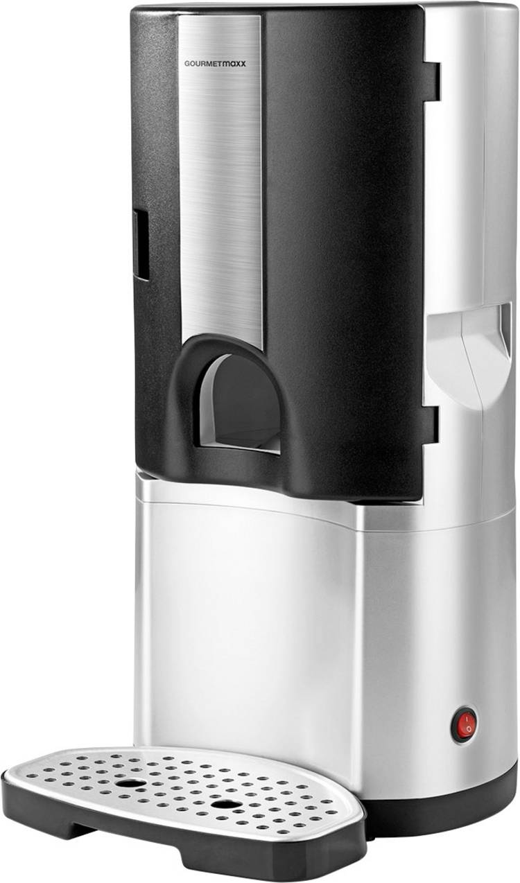 Image of Bierkoeler GourmetMaxx Energielabel (A+++ - D): n.v.t. Aluminium, Zwart