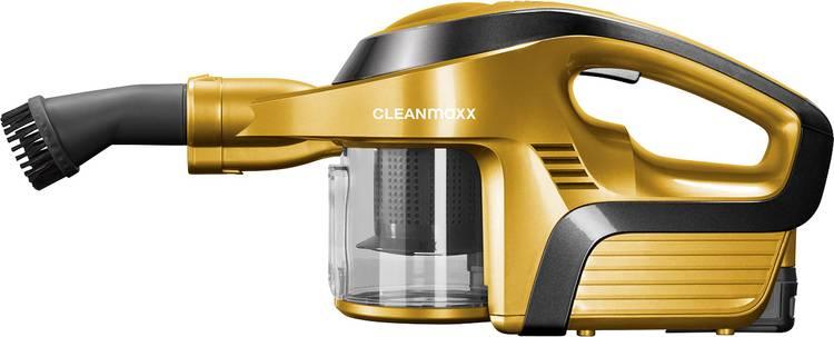 Image of Accu-handstofzuiger CleanMaxx Goud, Zwart
