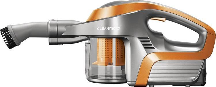 Image of Accu-handstofzuiger CleanMaxx Oranje, Zilver