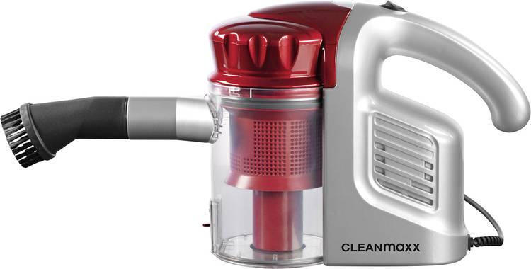 Image of Handstofzuiger CleanMaxx Rood-zilver