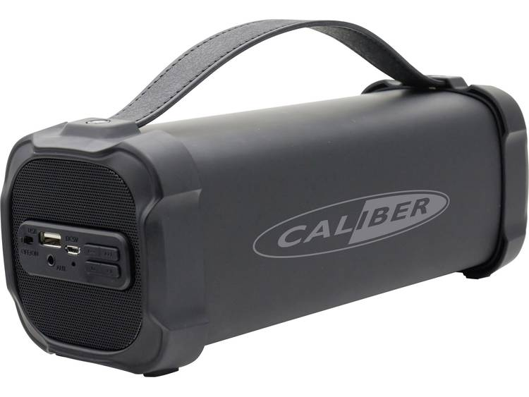 Caliber Audio Technology HPG325BT Bluetooth luidspreker AUX, FM radio, SD, USB Zwart