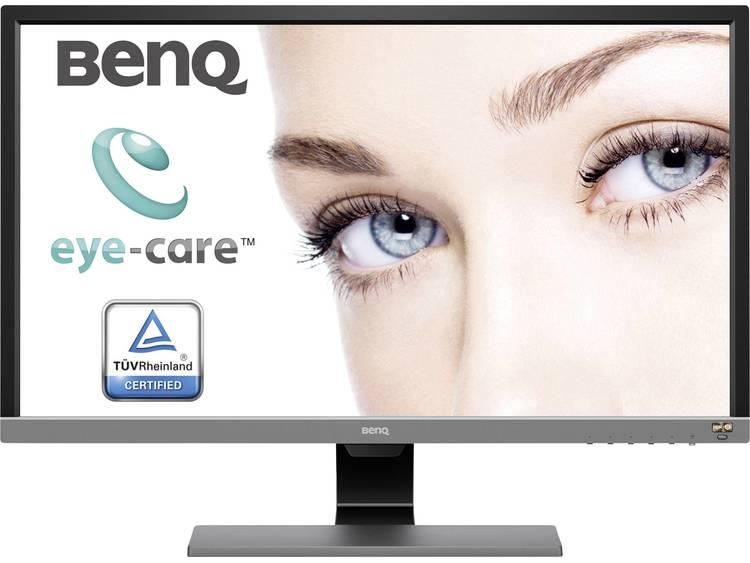LED-monitor 70.9 cm (27.9 inch) BenQ EL2870U Energielabel B 3840 x 2160 pix UHD 2160p (4K) 1 ms HDMI, DisplayPort, Hoofdtelefoon (3.5 mm jackplug) TN LED