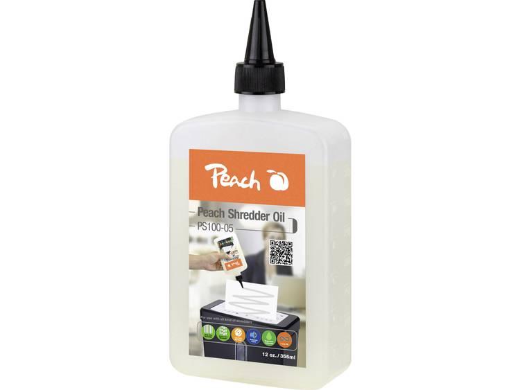 Olie voor papierversnipperaar Peach PS100-05 355 ml