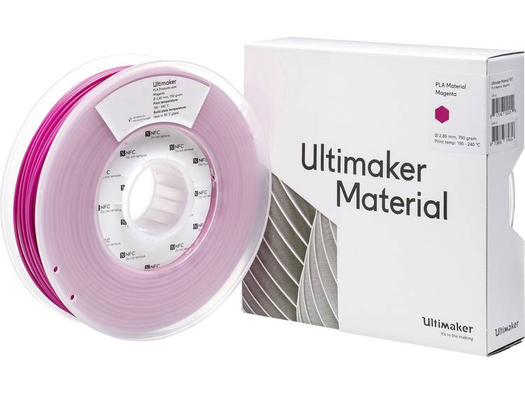 Ultimaker 1617 Filament PLA kunststof 2.85 mm 750 g