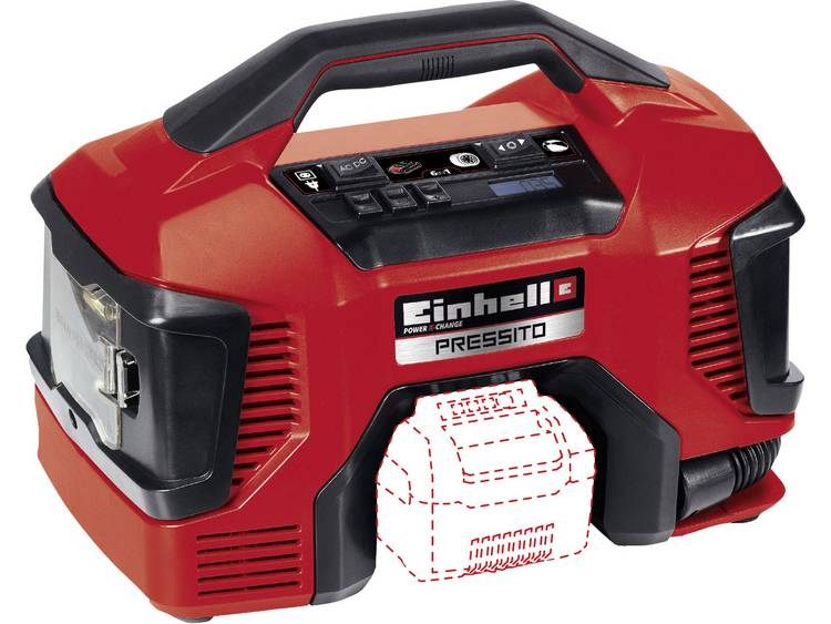 Einhell Compressor 4020460 11 bar