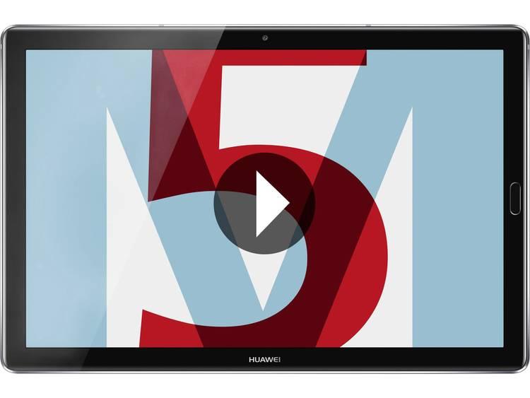 HUAWEI MediaPad M5 WiFi Android-tablet 27.4 cm (10.8 inch) WiFi Grijs HUAWEI Kirin Android 8.0 Oreo 2560 x 1600 pix