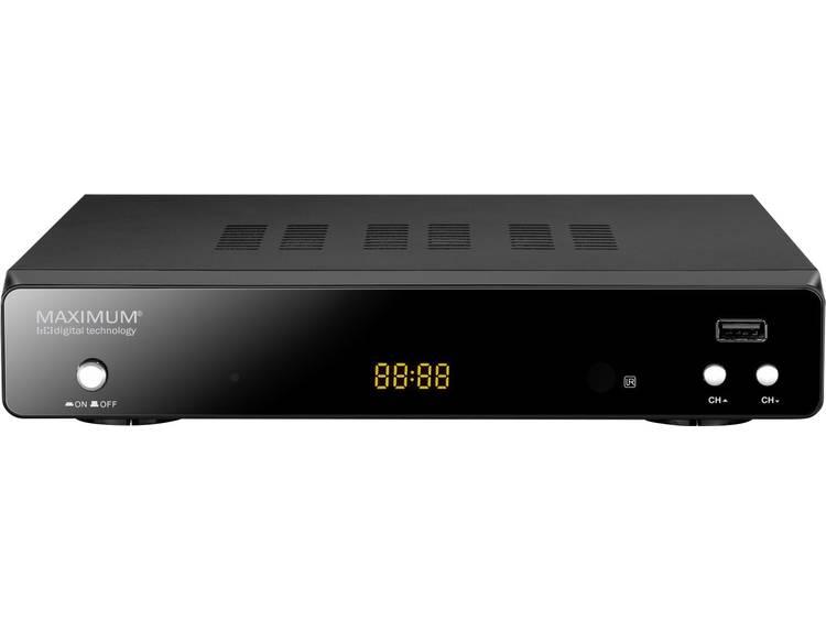 Maximum Xo 30 S HD-satellietreceiver Front-USB