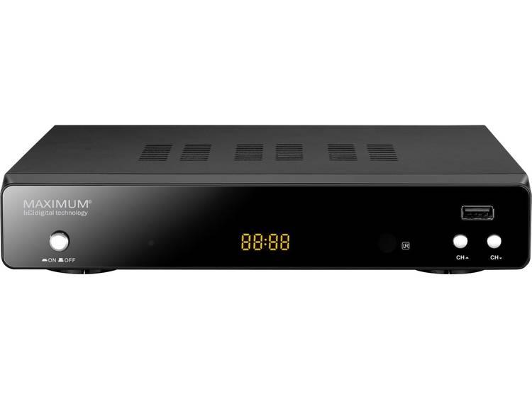 Maximum Xo 30 S PVR HD-satellietreceiver Front-USB, Opnamefunctie