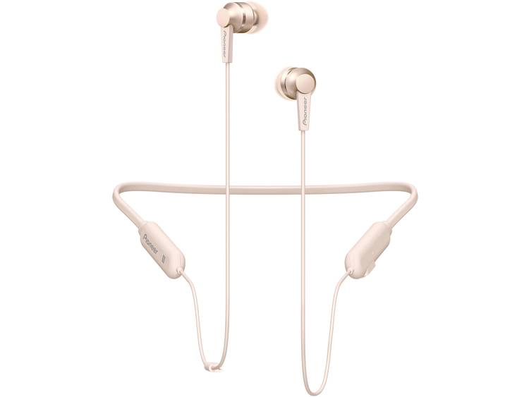 Pioneer: SE-C7BT-G In-Ear Bluetooth Ros� Goud