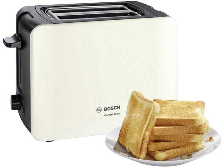 Bosch Haushalt Comfort Line Broodrooster Met broodrekje Crème