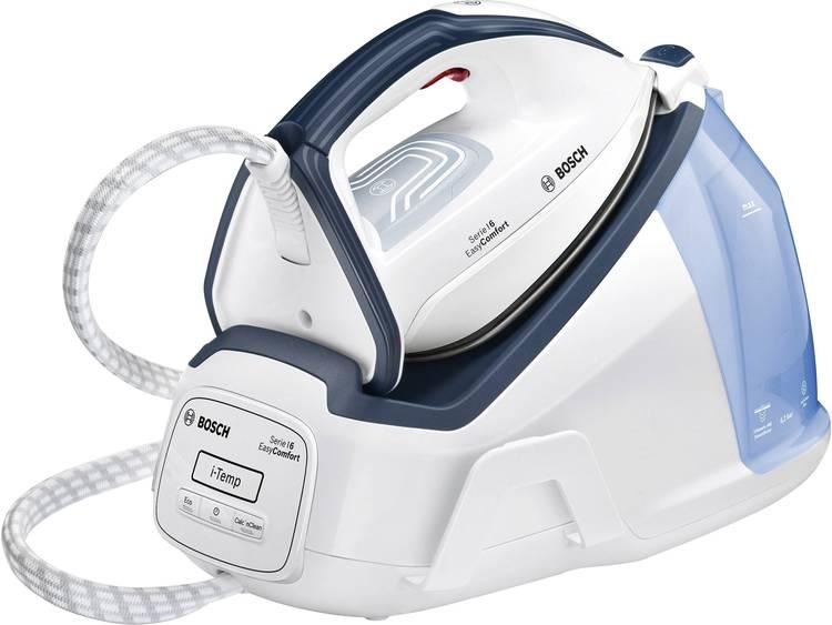 Bosch Haushalt TDS6150 Serie 6 EasyComfort TDS6150 Stoomstrijkstation 2400 W Zwart, Wit, Blauw