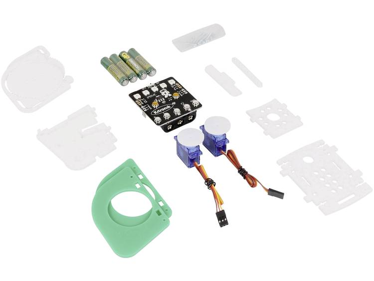 micro:bit Robot KI-5624 Geschikt voor (Arduino boards): MicroBit