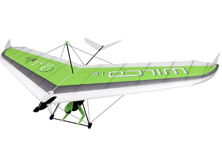 Punk Air Wilco 1.3 Groen RC deltavlieger ARF 1300 mm