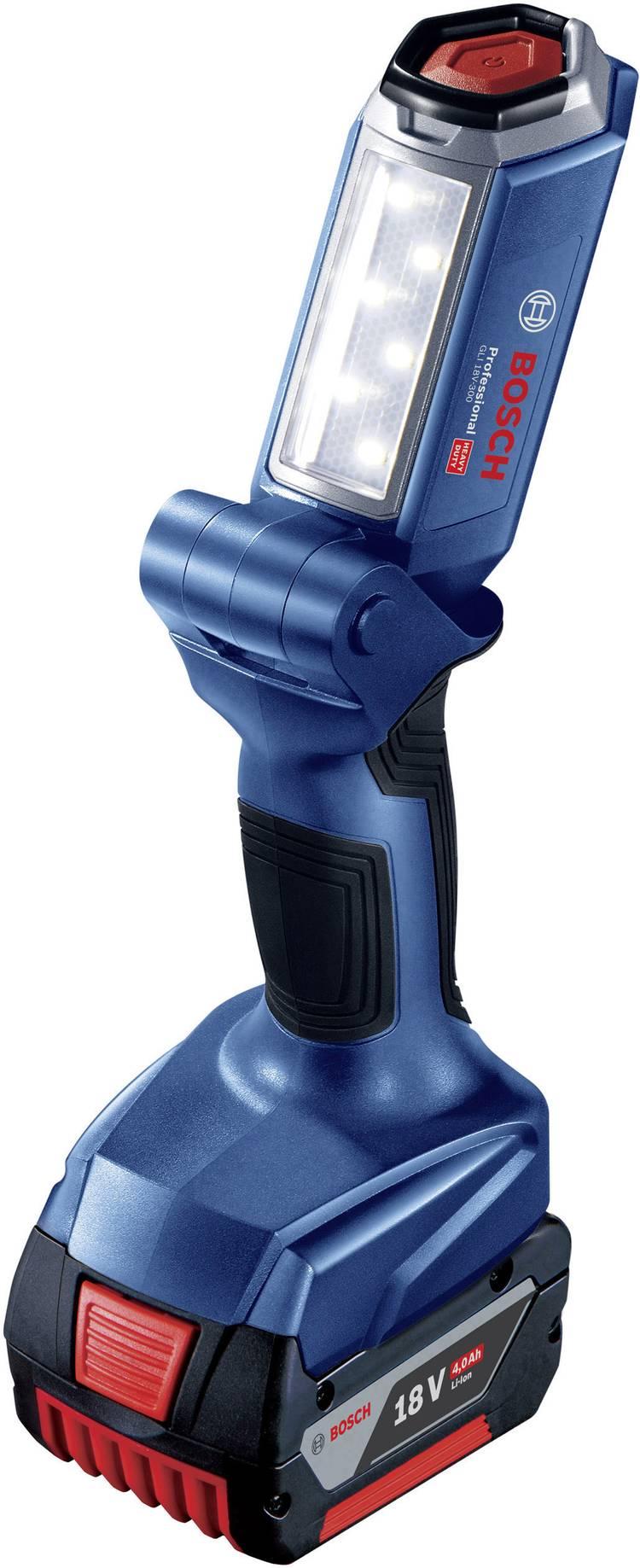 Image of Bosch Professional 06014A1100 GLI 18V-300 LED Werklamp 300 lm