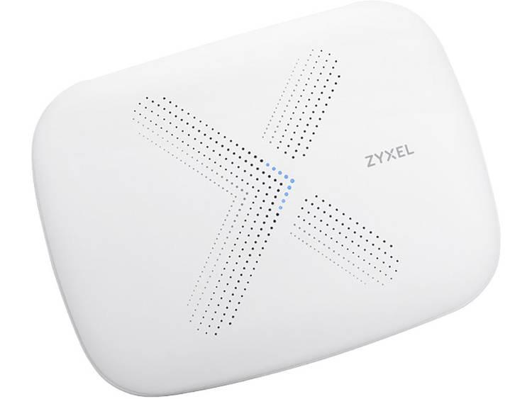 ZyXEL Multy X Single Mesh-extra satelliet 2.4 GHz, 5 GHz