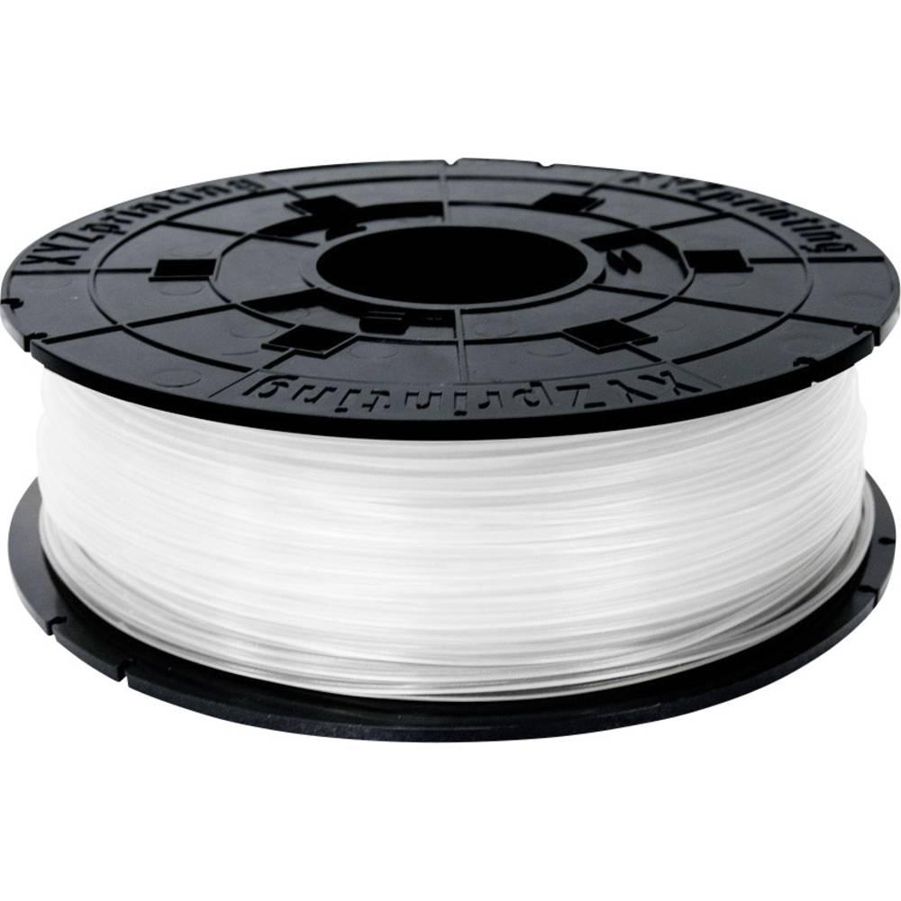 3D-skrivare Filament XYZprinting PLA-plast 1.75 mm Vit 600 g Refill