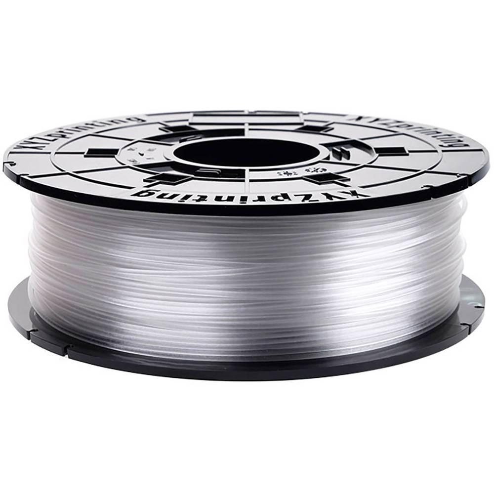 XYZprinting RFPETXEU03C 3D-skrivare Filament PETG korrosionsbeständig, UV-beständig 1.75 mm 600 g Mandarin 1 st